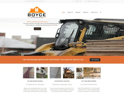 Boyce Construction