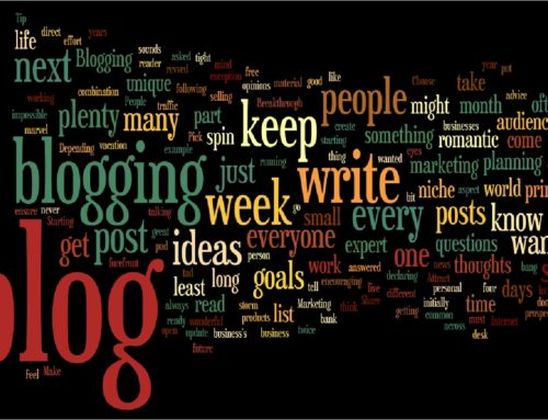 Why Blog? Marketing Benefits of Blogging for your Business